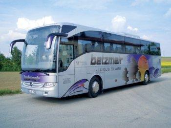 Mercedes Tourismo - 5*****  Sterne